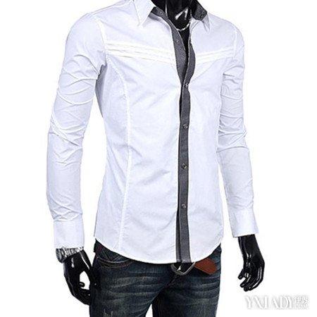 【图】男生白衬衫图片大全 衬衫的种类你了解多少