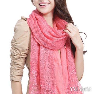 韩式围巾系法图解 简单时尚的围巾系法推荐