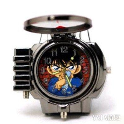 【图】新款柯南手表 如何用手表辨别方向