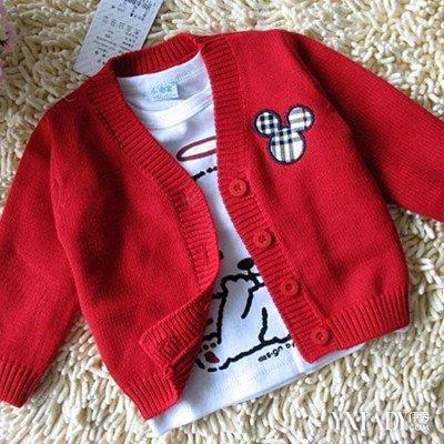 【图】儿童毛衣背心编织花样大全 六步教你织出实用毛衣