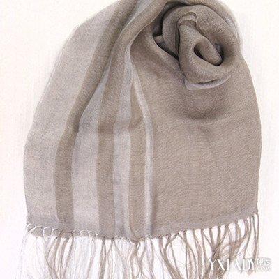 丝巾的系法图片大全 教你轻松系围巾