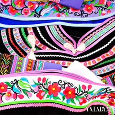 【图】欣赏民族服饰花纹的图片