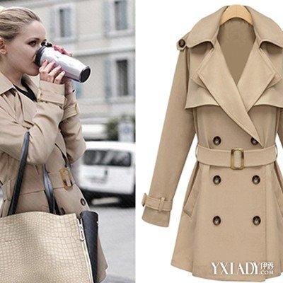 (4)袋型:袋型与领型,服装造型结构与肩袢,腰带等附件,要统一协调.
