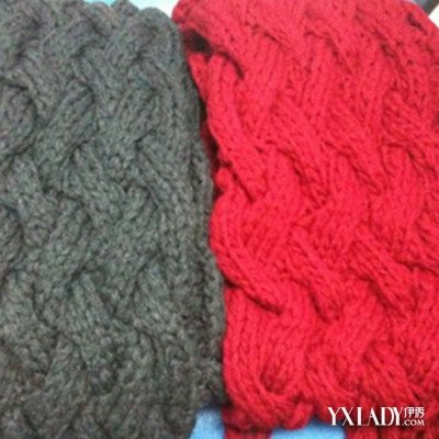【图】围巾编织方法有哪些呢?