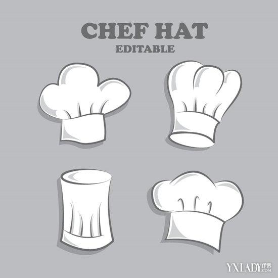 【图】厨师帽子图片 厨师帽秘密知多少?