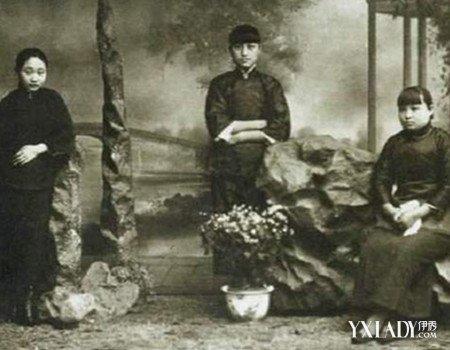 【图】浅析民国女子服饰 看民国初期女性服饰变迁