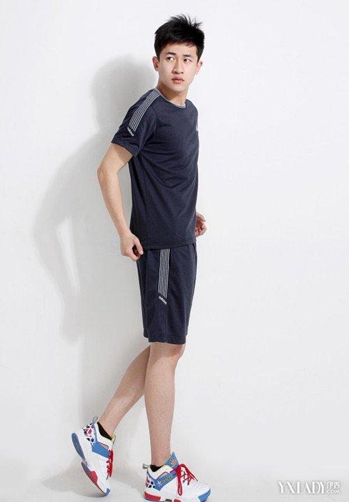 【图】运动套装男夏季图片 最新款运动装里有