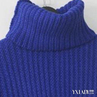 【图】羊绒线编织毛衣图解展示