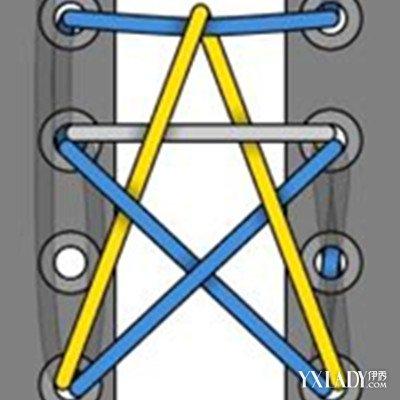 【图】五孔鞋带系法介绍 四种鞋带系法让你系出独特的图片
