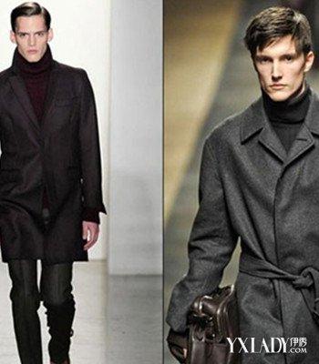 高领毛衣怎么搭配男装 精短利落的发型更适合