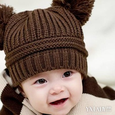 【图】萌萌哒儿童螺旋帽子的织法图解 让孩子