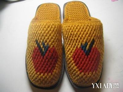 毛线拖鞋编织花样 教你识别毛线