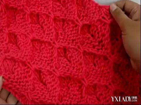 【图】手工围巾的各种钩法图解 最全的围巾钩法大全