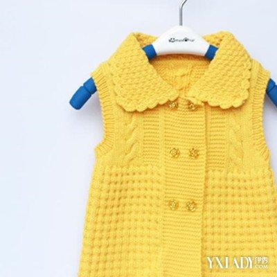 【图】毛衣背心编织款式女图片欣赏 4步骤教你