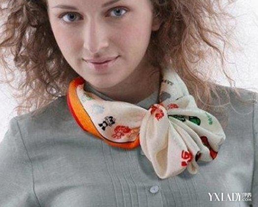 小方丝巾的系法_【小方丝巾有什么系法】-长丝巾、小方丝巾的各种系法【图解】