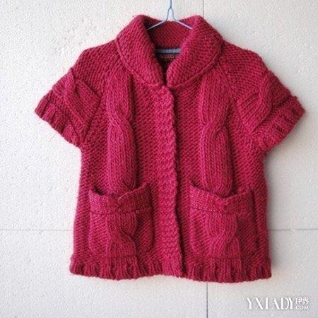【图】小女孩毛衣图片大全