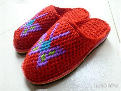 【图】毛线鞋子花样图片展示