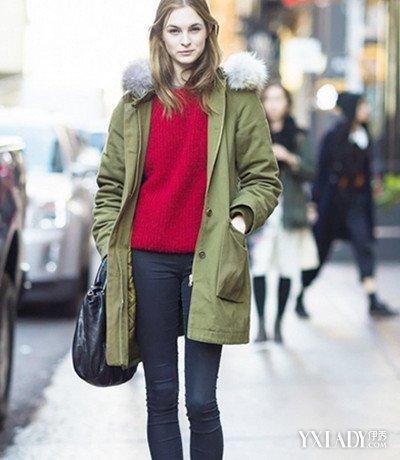 军绿色风衣怎么搭配_图军绿色风衣怎么穿才好看?4款搭配让你有型又帅气