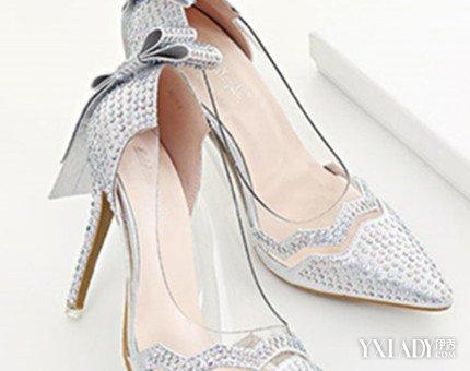 【图】寻找高跟鞋图片唯美水晶鞋细跟 高贵典雅又不失