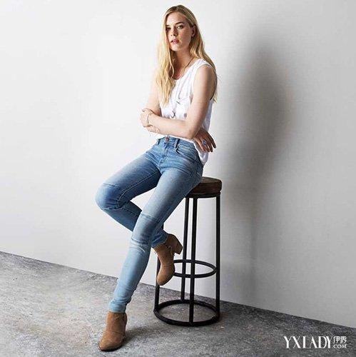 低腰紧身牛仔裤图片分享 盘点它的五大危害