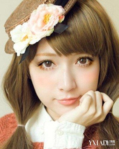 深亚麻灰头发图片女发型精选 优雅发型彰显甜美气质图片