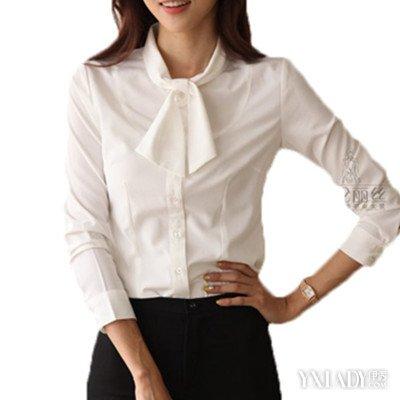 【图】女士领结图片大全 领带有多少种打法?