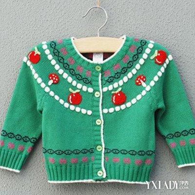 婴儿毛衣样式有哪些呢 教你如何选购婴儿毛衣图片