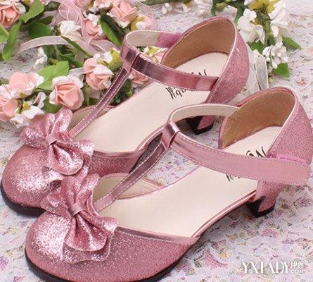 【图】儿童高跟鞋凉鞋欣赏