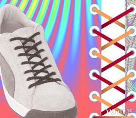 【图】绑鞋带的花样方法图解大全 简单易学又个性时尚