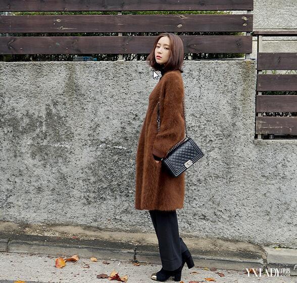【图】春节短发女生穿衣搭配 要休闲又要有个性图片