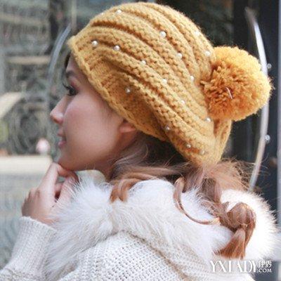 【图】儿童毛线帽编织方法大全