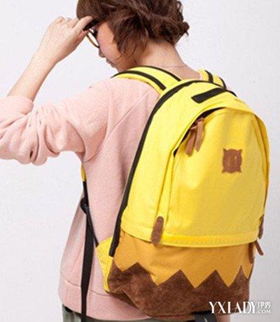 双肩包的后背结构直接决定了背包的用途和档次