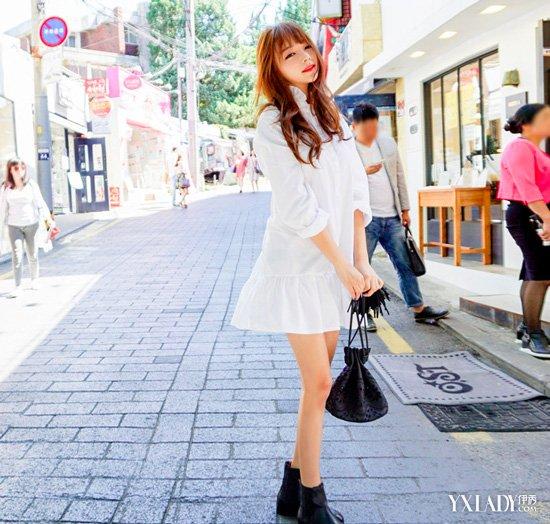 【图】甜美系女生穿衣搭配 甜美度恰到好处