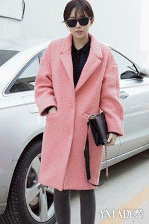 粉红色大衣如何搭配_【图】粉色外套怎么搭配打底衫好看 粉色大衣配什么颜色的打底衫