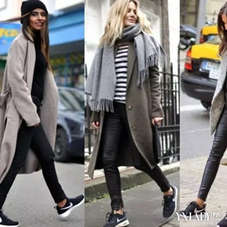【图】呢子大衣搭配什么鞋子图片鉴赏 冬天大衣搭配攻略图片