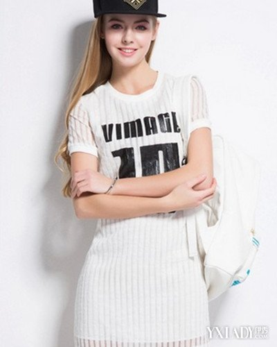 【图】运动款连衣裙新款示范 展现青春动感活