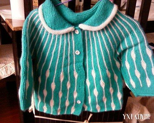 【图】新款宝宝毛衣编织图解展示