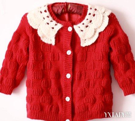 【图】小孩毛衣外套编织图片大全