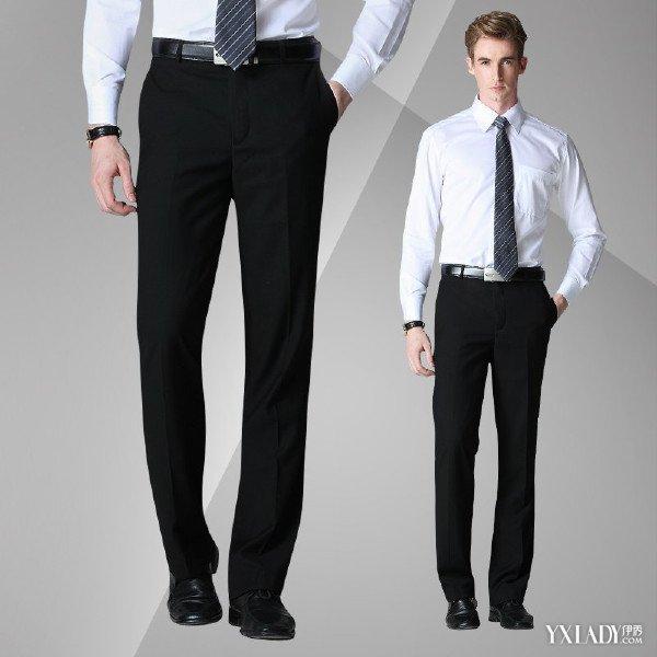 男士修身西裤配什么鞋好看 简单衣服也能穿出时尚感