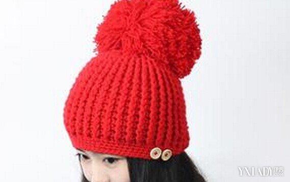 女士的帽子的织法教学 教你怎样织出花样的时尚帽子