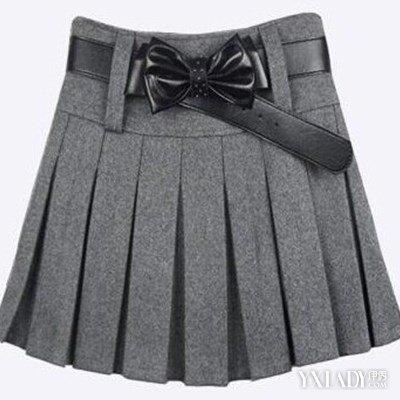 【图】如何将百褶裙子改成短裤步骤详解 百褶裙的穿搭