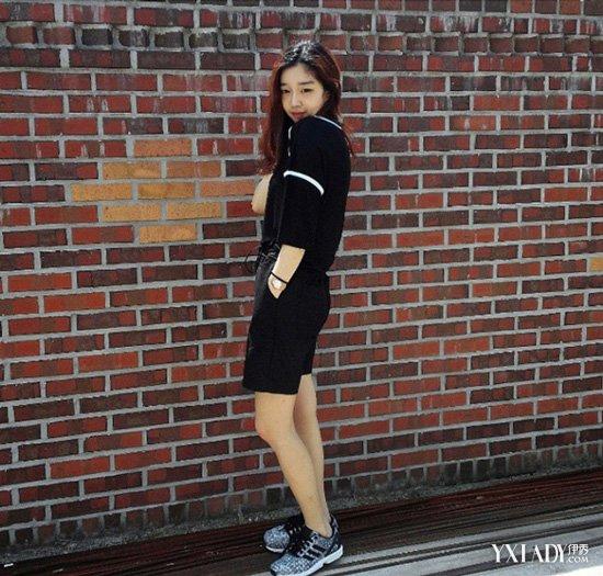 【图】时尚都市熟女风格服装 小个子走半熟路