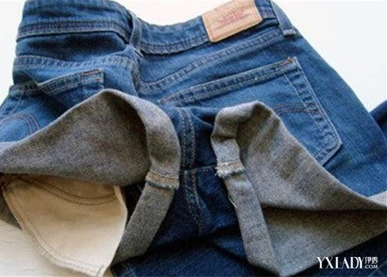长裤改短裤的步骤图欣赏 DIY长裤变短裤手工改造方法