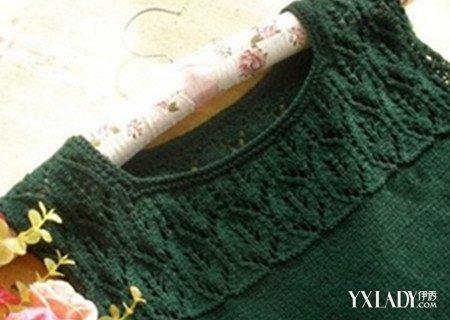 【图】针织连衣裙织法图解展示 手把手教你织出扮靓的