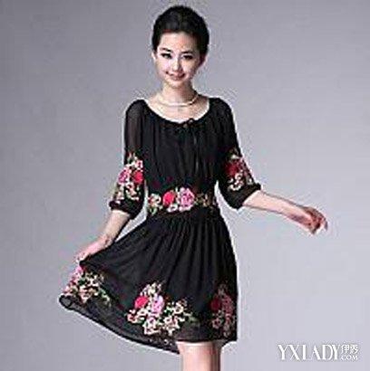 【图】想知道黑色裙子配什么鞋子显小清新