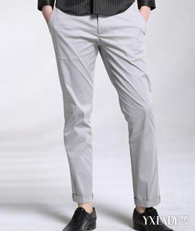 裤子叠成卷步骤图片