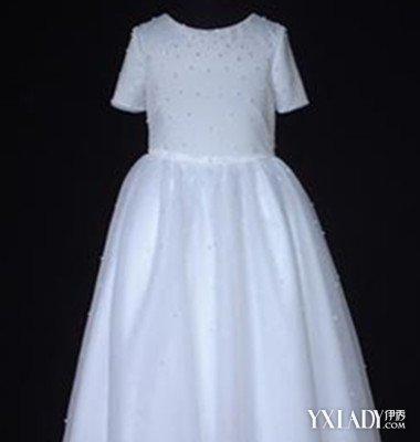 裙子简笔画带颜色 婚纱