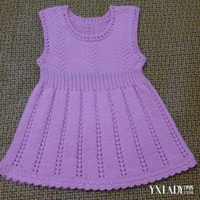 当我们走到大街上看到那些可爱的小朋友穿的儿童毛衣编织款式是那么