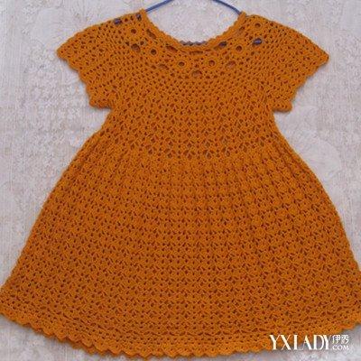 【图】儿童毛衣裙编织款式展示 8步教你织出漂亮又时尚的裙子