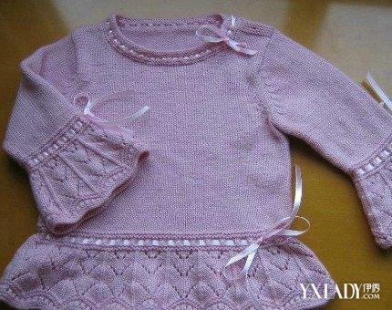 [12-22]織毛衣嘍~~超詳細的寶寶開衫編織日記(附圖)圖片